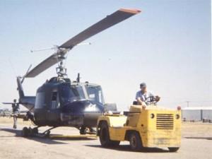 UH-1C #66-7